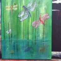 Dragonflies Tutorial