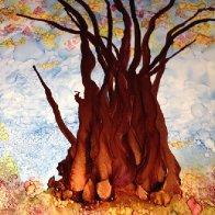 Autumn Fullness, trunk view