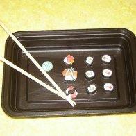 Sushi Magnet Set