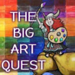THE BIG ART QUEST