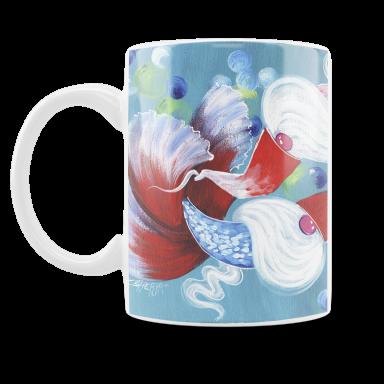 Star Gnome Pisces Mug