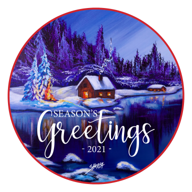 2021 Sherpa Limited Edition Holiday Ornament ~~ On Sale