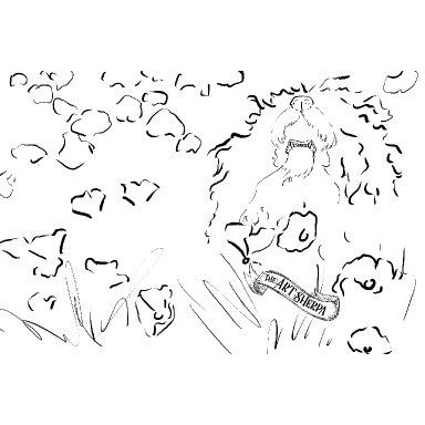 Fluffy white Dog BAQ 2021 traceable .jpg