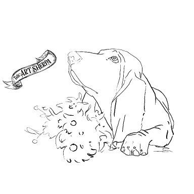 basset hound traceable .jpg