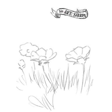 magic Meadow Flowers Traceable