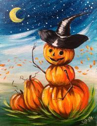 pumpkin man Gourd Time .jpg
