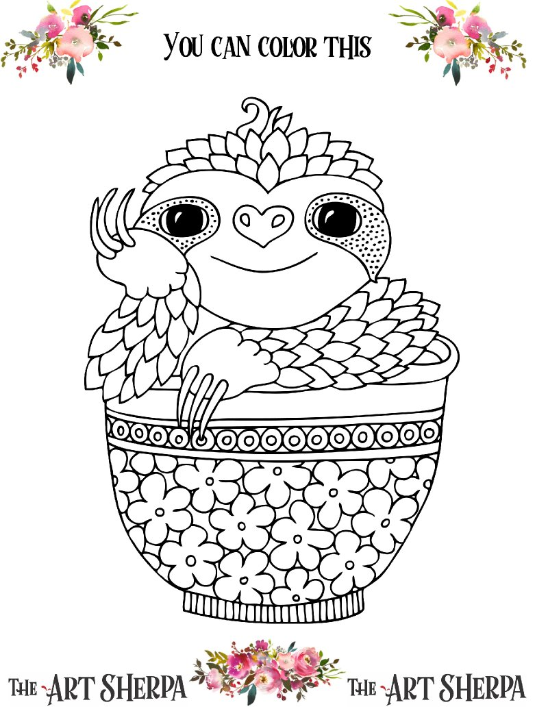 Coloring page Sloffee .jpg