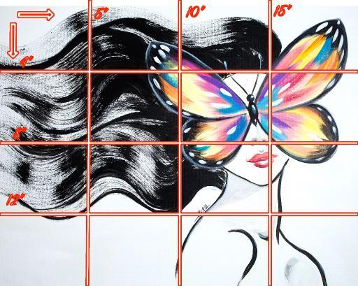 16x20 grid Horizontal    butterfly .jpg