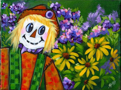 finished scarecrow .jpg