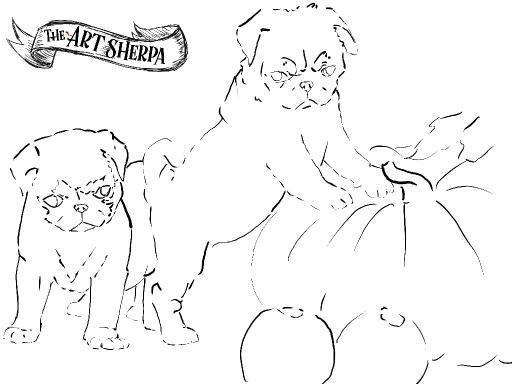 pugs and pumkins traceable .jpg