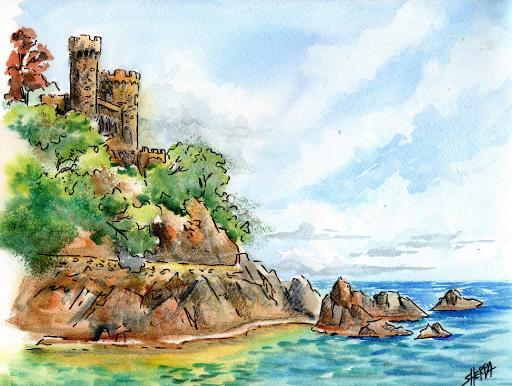 Castle by the sea .jpg