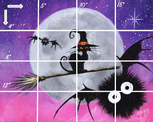 16x20 grid Horizontal   black cat bat 2021.jpg