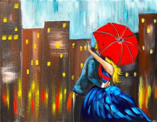 Lover in the Rain .jpg