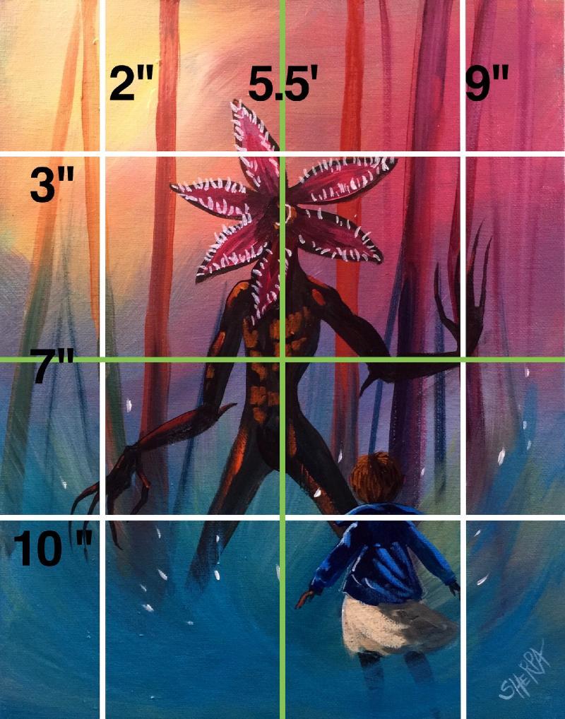verticle 11 x 14 grid stranger things .jpg