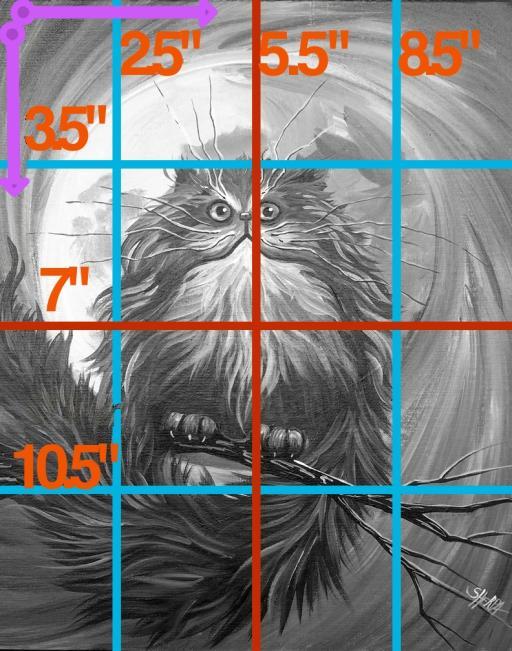 Grid 11x14 magical Cat .jpg