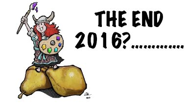 THE BIG ART QUEST Turn in your pears End of this one for 2016