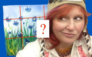 #bigartquest #8   Rule of Thirds and other Myths   The Art sherpa