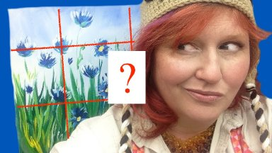 #bigartquest #8 | Rule of Thirds and other Myths | The Art sherpa