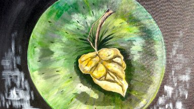 Grisaille Painting Technique Acrylic POP APPLE | The Art Sherpa