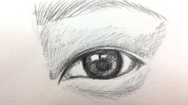 How to Draw Asian Eyes better Real time Tutorial  About Face Geisha #5a
