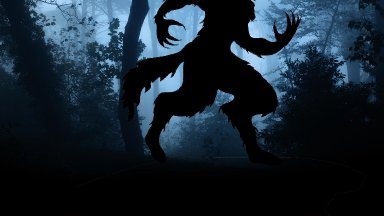 13 Days of halloween   The werwolf Wolfman   The boys are back in Town