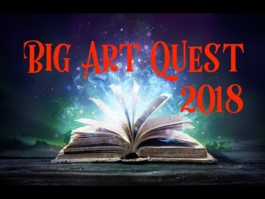 Big Art Quest 2018 The Fantastic Journey